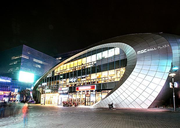 MBC Mall 전경 모습